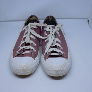 Converse Women's Shoes All Star Pink Size 5